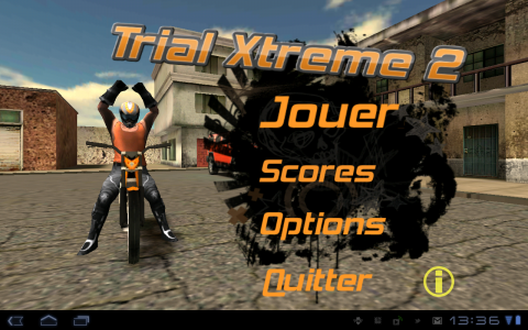trial xtreme 2 acceuil