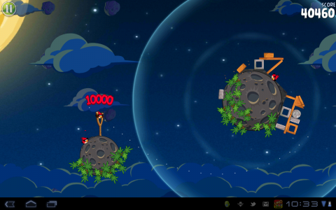 angry birds space ingame3