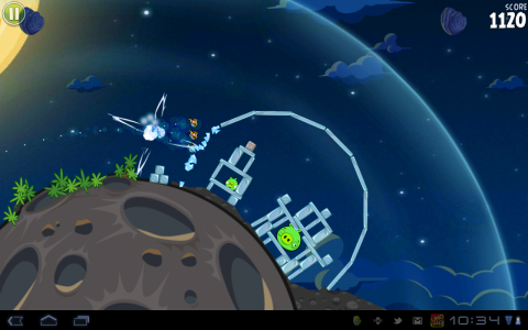 angry birds space ingame4