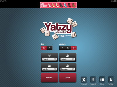Yatzy Ultimate 1