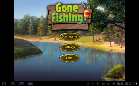 gone fishing accueil