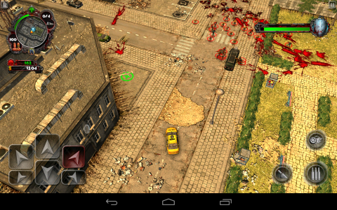 zombie driver ingame1