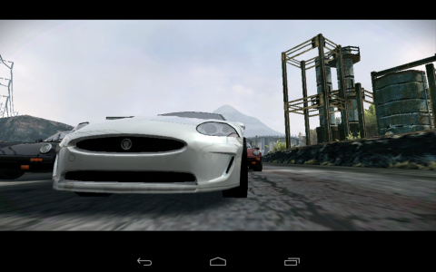NFS Most Wanted cine