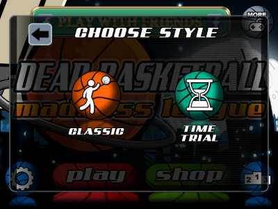 Dead Basketball Madness League 2