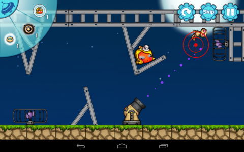 Shoot the Apple 2 ingame