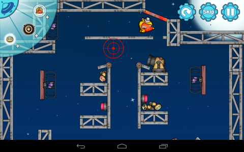 Shoot the Apple 2 ingame 9