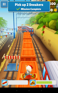 Subway Surfers defis