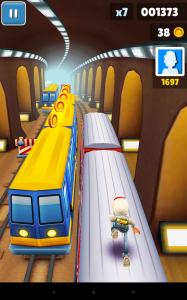 Subway Surfers ingame