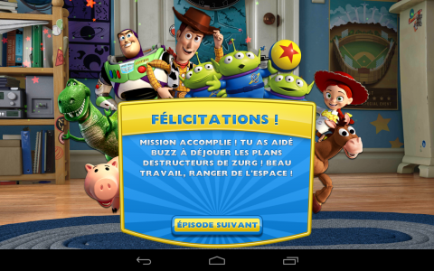Toy Story end