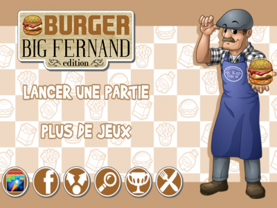 Burger Big fernand edition 1