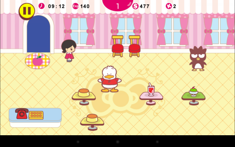 Hello Kitty cafe ingame1
