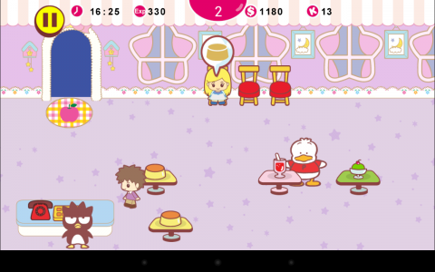 Hello Kitty cafe ingame3