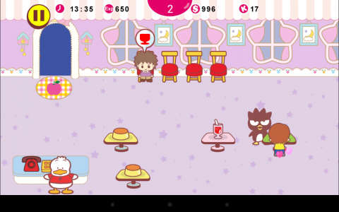 Hello Kitty cafe ingame4