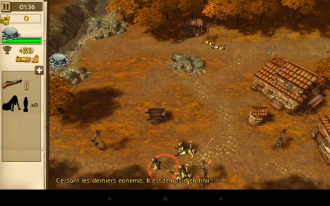 Hills of Glory 3d ingame3