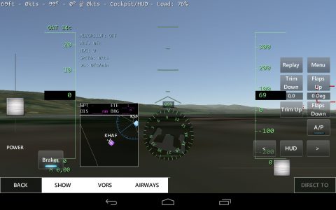 Infinite flight ingame2