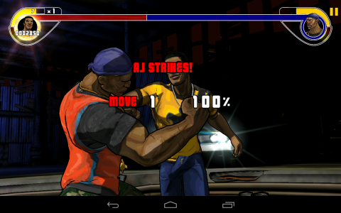 Way of the Dogg ingame3