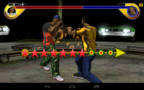 Way of the Dogg ingame4