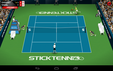 Stick tennis ingame2