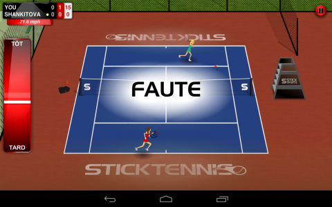 Stick tennis ingame4