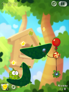 cut the rope 2 8