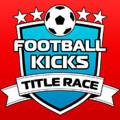 Football Kicks Title Race iPad