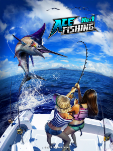ace fishing 3