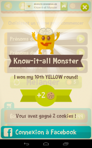 Word monsters yeaah
