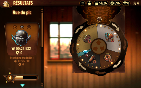 trials frontier roue
