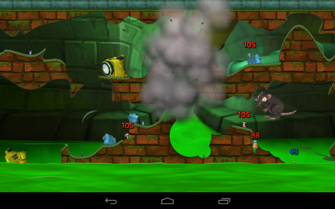 worms 3 ingame3