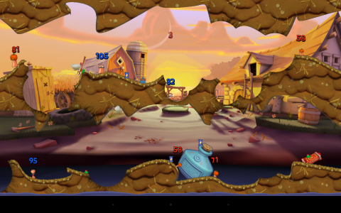 worms 3 ingame5