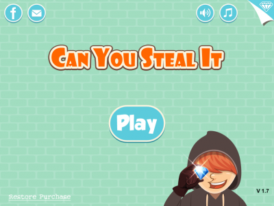 can you steal it 1