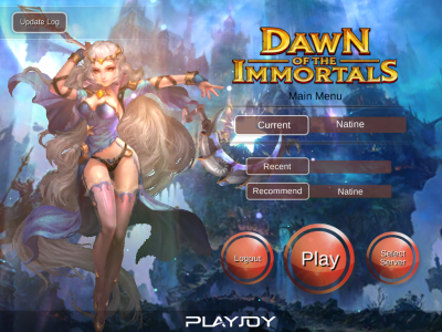 dawn of the immortals 1