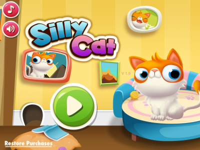 silly cat 1