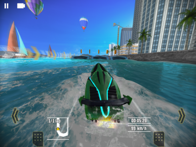 driver speeboat paradise 3