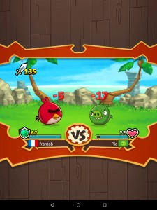 Angry Birds fight 2
