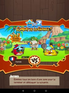 Angry Birds fight 4