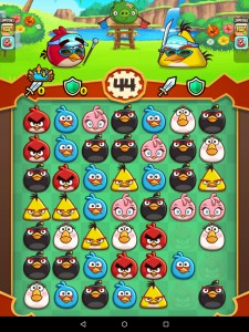 Angry Birds fight 5