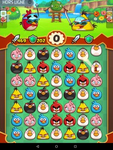 Angry Birds fight 6