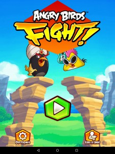 Angry Birds fight1