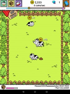 Cow evolution 1