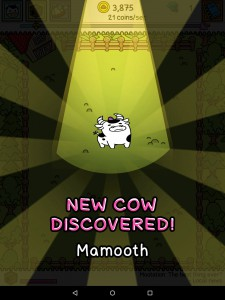 Cow evolution 2