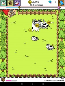 Cow evolution 4