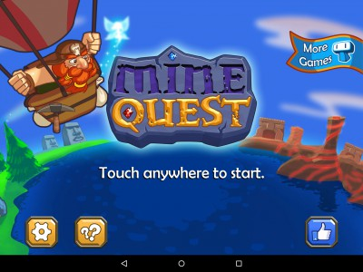 Mine Quest 1