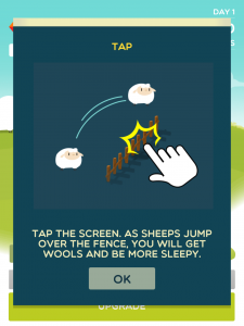 Sheep in dream 1
